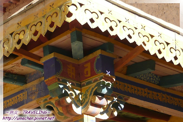 古格-白殿-還滿美麗的廊簷裝飾.jpg