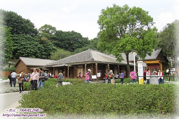 名人館-展館為木製建築.jpg