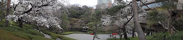 白金台八芳園