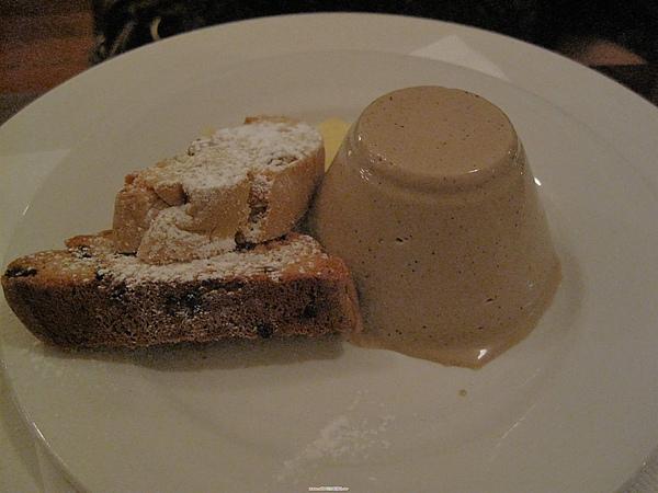 Panna Cotta at Delicious