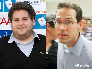 Jonah Hill (L)Paul DePodesta (R) AP Photos.jpg