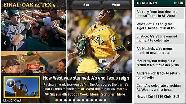 WEST MLB 1