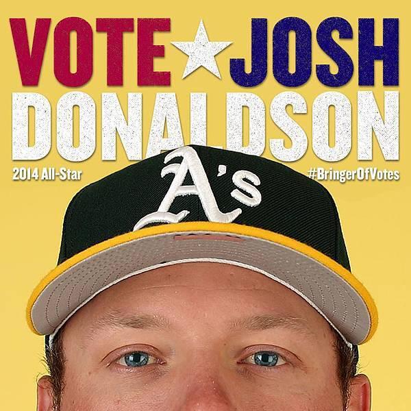 Vote JoshDonaldson by A