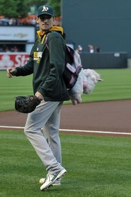 Otero w unicorn 2014 By Joy R. Absalon-USA TODAY Sports