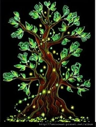 金錢生命樹