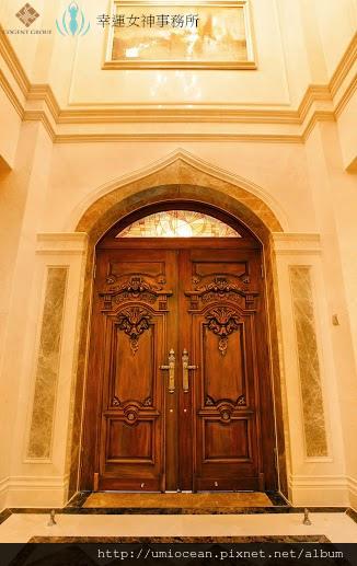 神奇的大門-絲雨 元神宮