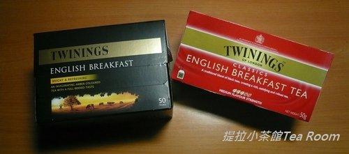 20120312TWININGS唐寧英倫早餐茶_黑盒紅盒比一比  (10)
