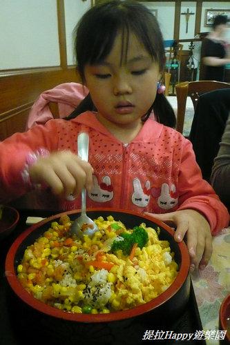 20130516臺中綠園道石頭飯館全家吃吃樂  (6)