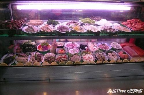 20130201台中翁記剝骨鵝肉專賣店 隨便點隨意吃的小尾牙 (1)