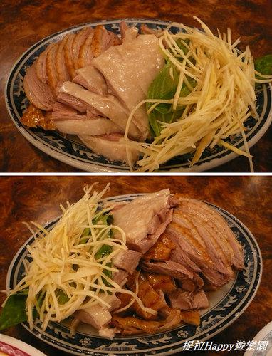 20130201台中翁記剝骨鵝肉專賣店 隨便點隨意吃的小尾牙  (3)