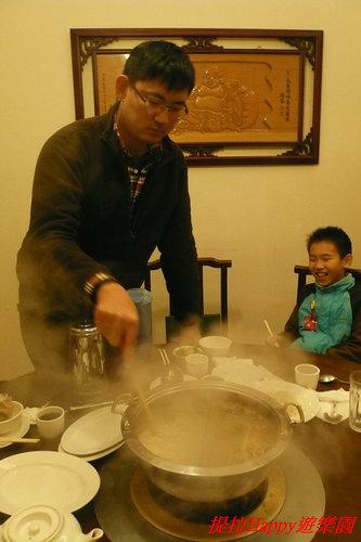 20130214彰化亨商養生煮_吃阿叔親手煮的火鍋  (3)