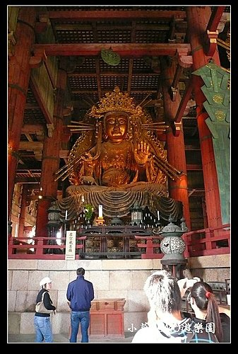 2009京都行(番外篇)_奈良的大佛  (9).jpg