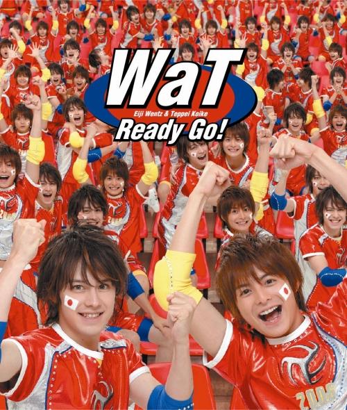 WaT Ready Go!!(初回盤)