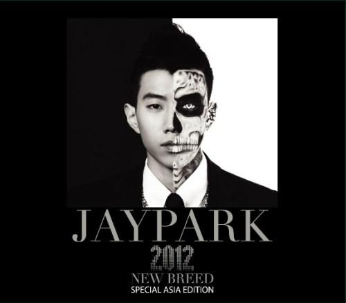 JAY PARK 朴宰範 - NEW BREED 音樂新品種