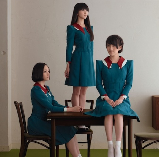 Perfume「Spending all my time」通常盤