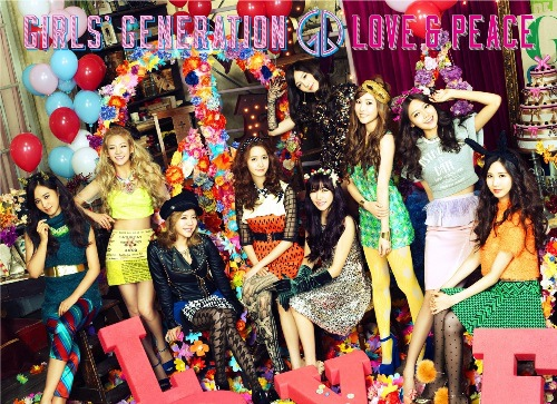 LOVE & PEACE(DVD&BD ver.)