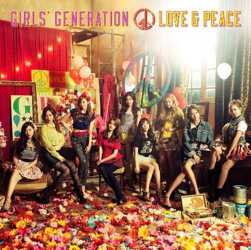 LOVE & PEACE(standard ver.)