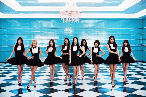 소녀시대 단체컷 3