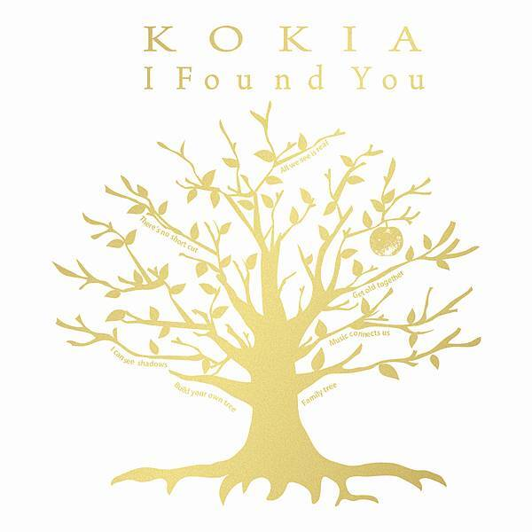 KOKIA I Found You J写 通常盤 VICL64312
