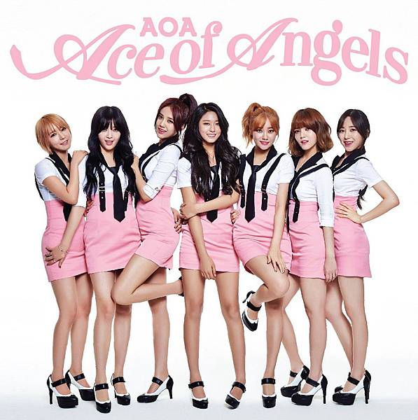 AOA Ace of Angels CD+DVD