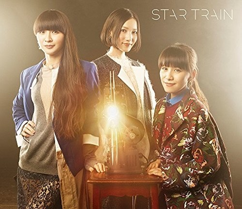 perfume STAR TRAIN cover
