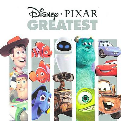 【Disney˙Pixar Greatest】