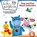 【小小愛因斯坦 - 邊唱邊玩音樂】(6CD 系列)