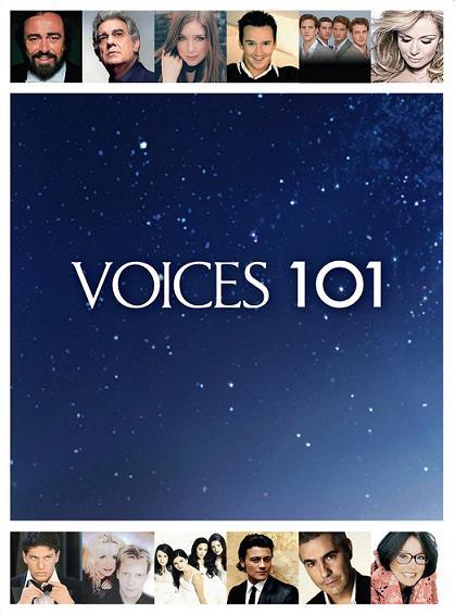 【Voices 101】(6CD)