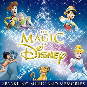 【The Magic Of Disney】(2CD)