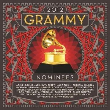 【2012 Grammy Nominees】