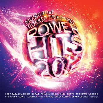 【Power Hits 2012】 (CD+DVD 影音雙...