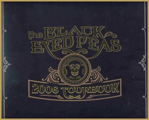 Black Eyed Peas 2006 Tour Boo...