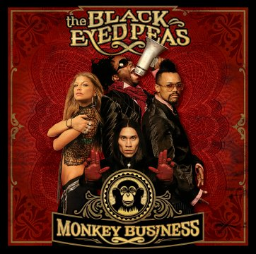 【Monkey Business / 黑色猴門企業】
