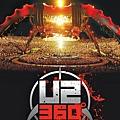 【U2360° At The Rose Bowl】