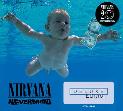【Nevermind】(Deluxe  Edition)