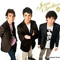 【Jonas Brothers】Postcard 03