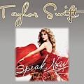 表頭_Taylor Swift【Speak Now】