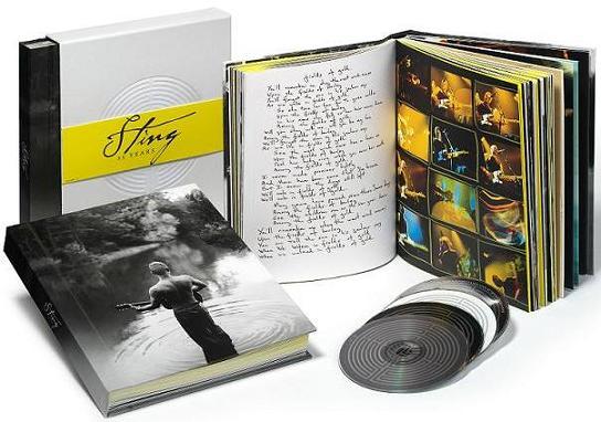 Sting-25 Years box
