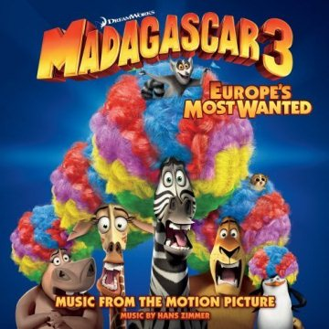 【Madagascar 3: Europe's Most Wanted】