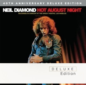 【Hot August Night】(40th Anniversary Deluxe Edition)