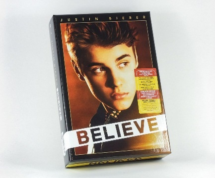 【Believe】(Uber Deluxe Version)