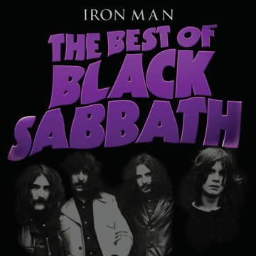 【Iron Man: The Best Of Black Sabbath】