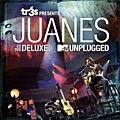 【Tr3s Presents Juanes MTV Unplugged】(Deluxe Edition)