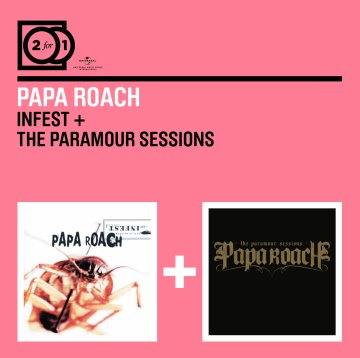 【2 For 1: Infest + The Paramour Sessions】(2 合 1 雙碟)