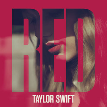 Taylor Swift【Red】(Deluxe Edition)