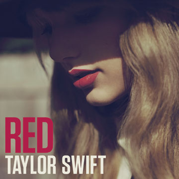 Taylor Swift【Red】(普通盤)