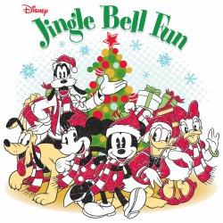 【Disney Jingle Bell Fun】
