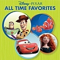 【Disney.Pixar All Time Favorites】