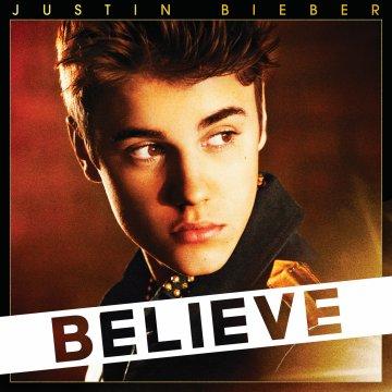 Justin Bieber【Believe】(Deluxe Edition)