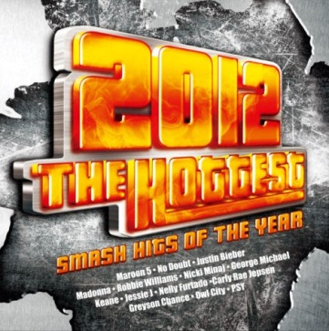 【2012 The Hottest】(2012 全年精選)
